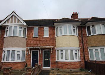 Thumbnail 2 bedroom terraced house to rent in Braintree Road, Ruislip Manor, Ruislip