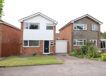 Thumbnail 3 bed detached house for sale in Beton Way, Parkside, Stafford, Staffordshire