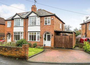 Thumbnail 3 bed semi-detached house for sale in Baldwin Road, Kidderminster, Worcestershire