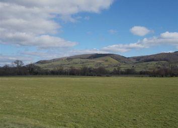 Thumbnail Farm for sale in Stonebridge Meadow, Buttington Cross, Welshpool, Powys