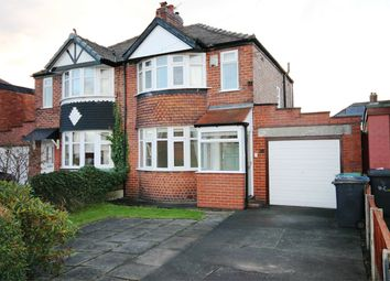 Thumbnail 2 bed semi-detached house to rent in Malpas Drive, Great Sankey, Warrington