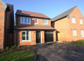 Thumbnail 3 bed detached house to rent in Stafford Drive, Highfields, Derby