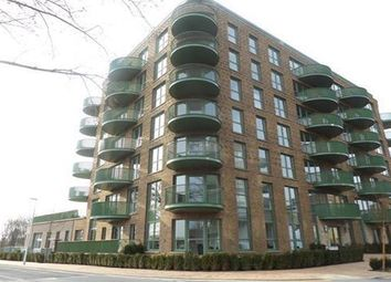 Thumbnail 1 bed flat to rent in Grayston House, 1 Ottley Drive, Kidbrooke