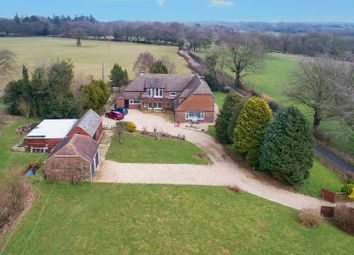 Thumbnail 5 bed detached house for sale in North Elham, Elham, Canterbury