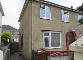Thumbnail 3 bed maisonette to rent in Moorfield Avenue, Plymouth