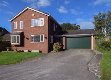 4 bed detached house for sale in The Burrows, Cuddington, Cheshire CW8