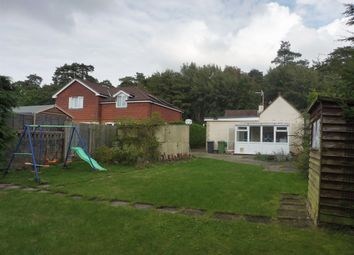Thumbnail 3 bed detached bungalow for sale in Hogmoor Road, Whitehill, Bordon
