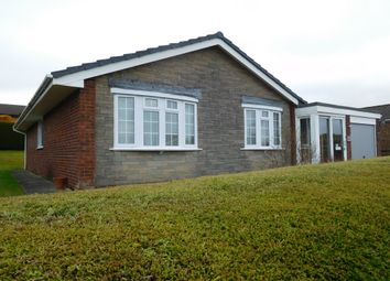 Thumbnail 3 bed bungalow for sale in Lakeside, Llandrindod Wells