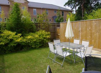 Thumbnail 4 bed town house to rent in Branksome Park, Branksome, Poole