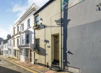 Thumbnail 2 bed terraced house for sale in Wentworth Street, Brighton