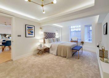 Thumbnail 3 bedroom flat for sale in Upper Montagu Street, Marylebone, London