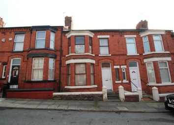 Thumbnail 3 bed terraced house for sale in Kildonan Road, Aigburth