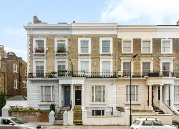 Thumbnail 6 bed terraced house for sale in Edbrooke Road, Maida Vale, London