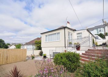 3 bed detached bungalow for sale in Valley Road, Saltash PL12