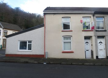 Thumbnail 3 bed terraced house for sale in Lower Bailey Street, Porth