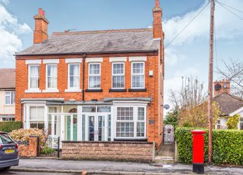 Thumbnail 2 bed semi-detached house for sale in Knightthorpe Road, Loughborough