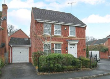 Thumbnail 4 bed detached house for sale in Arbery Way, Arborfield, Berkshire