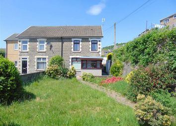 Thumbnail 3 bed semi-detached house for sale in Springfield Cottages, Pontypridd, Rhondda Cynon Taff