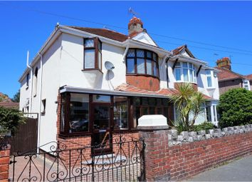 Thumbnail 4 bed semi-detached house for sale in Trevor Road, Prestatyn