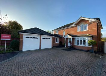 Thumbnail 4 bed detached house for sale in Beckhall, Welton, Lincoln