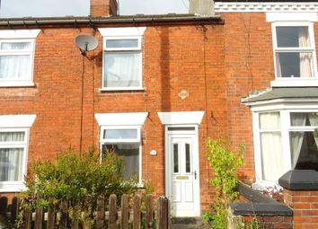 Thumbnail 2 bed terraced house to rent in Wood Street, Ripley