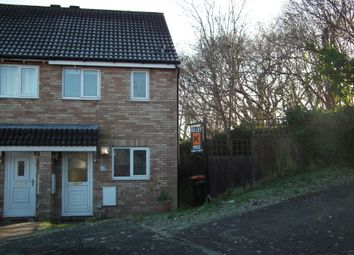 Thumbnail 2 bed end terrace house to rent in Mill Heath, Newport