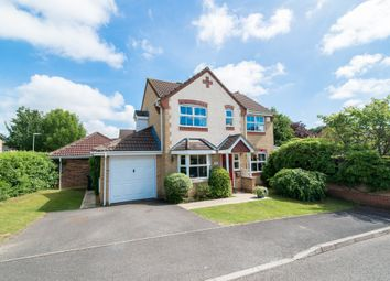 Thumbnail 3 bed detached house for sale in Andeferas Road, Andover