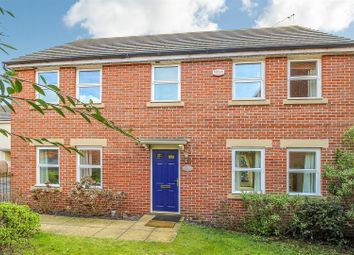 Thumbnail 4 bed detached house for sale in Packwood Close, Middlemore, Daventry