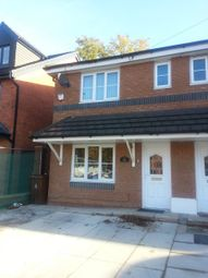 Thumbnail 3 bed semi-detached house to rent in Booth Road, Audenshaw, Manchester