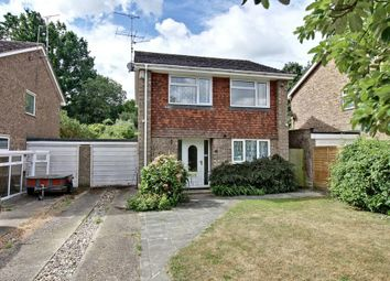 Thumbnail 4 bed detached house for sale in Bramshott Drive, Hook
