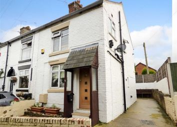 Thumbnail 2 bed end terrace house for sale in Cinderhill Lane, Scholar Green, Stoke-On-Trent