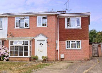 Thumbnail 4 bedroom semi-detached house for sale in Pinewood Gardens, Bognor Regis