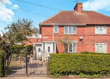 Thumbnail 3 bed semi-detached house for sale in Common Road, South Kirkby, Pontefract