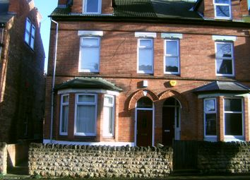 Thumbnail 5 bed terraced house to rent in Derby Grove, Nottingham