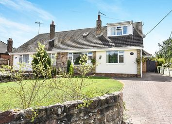 Thumbnail 4 bed semi-detached house for sale in Repton Road, Hartshorne, Swadlincote