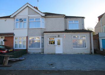 Thumbnail 3 bed semi-detached house for sale in Manser Road, Rainham