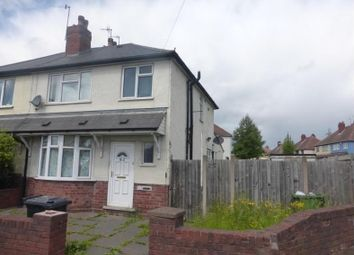Thumbnail 3 bedroom semi-detached house for sale in Stourbridge Road, Dudley