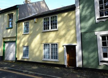 Thumbnail 3 bedroom terraced house for sale in Longbrook Street, Plymouth, Devon