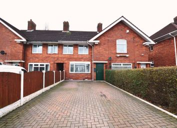 Thumbnail 3 bed terraced house for sale in Kettlehouse Road, Birmingham
