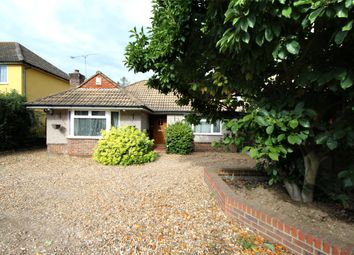Thumbnail 2 bedroom detached bungalow for sale in Crockford Park Road, Addlestone, Surrey