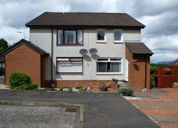 Thumbnail 2 bed semi-detached house for sale in Brownside Grove, Barrhead
