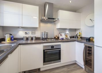 "Thumbnail 2 bed end terrace house for sale in ""Tiverton"" at Gilhespy Way, Westbury"