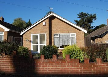 Thumbnail 2 bedroom detached bungalow to rent in Browning Street, Derby