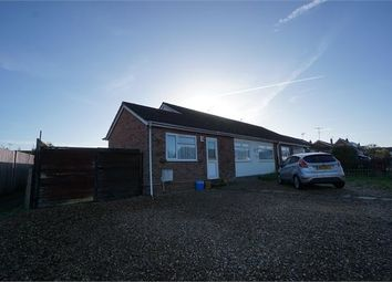 Thumbnail 3 bed bungalow to rent in Fordwich Road, Brightlingsea, Essex.