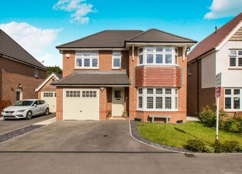 Thumbnail 4 bed detached house for sale in Bradley View, Morley, Leeds