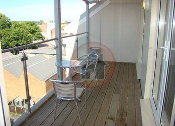 Thumbnail 2 bedroom flat to rent in Canute Road, Ocean Village, Southampton, Hampshire