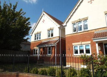 Thumbnail 4 bed detached house for sale in Cedar Road, Eastleigh, Hants