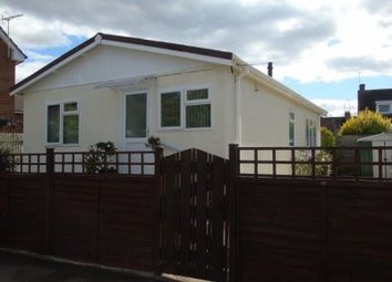 Thumbnail 2 bed mobile/park home for sale in The Orchard, Cotteswold Road, Tewkesbury
