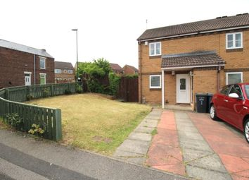 Thumbnail 2 bed flat to rent in Springwood, Hebburn Village, Hebburn