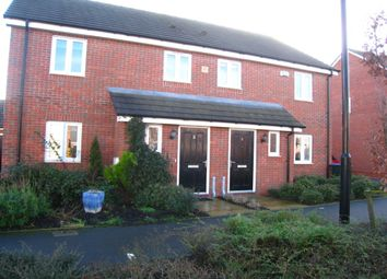 Thumbnail 3 bed property for sale in Astoria Drive, Bannerbrook Park, Coventry